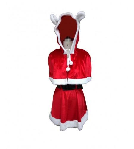 Miss Sexy Santa Claus Costume HC-026