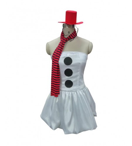 Snow Lover Costume HC-027