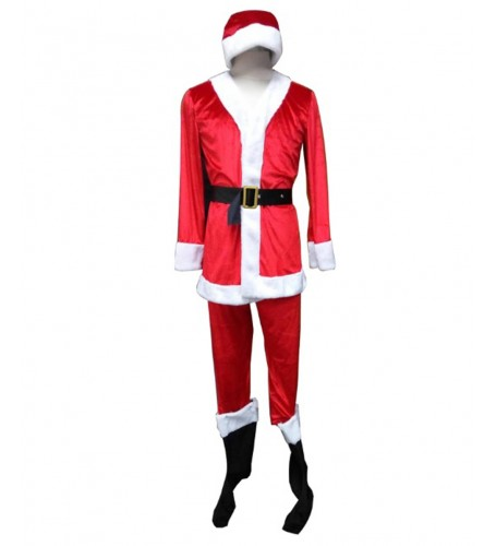 Men's Classic Santa Claus Suit HC-029