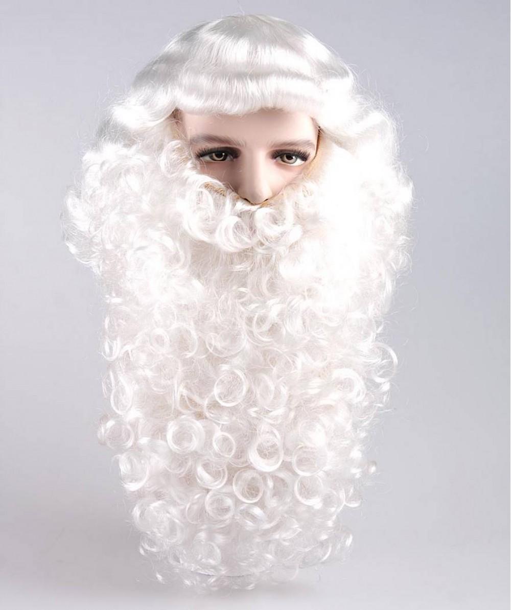 Professional Santa Claus Wig and Beard Set HX-001 bcbf5a39e7