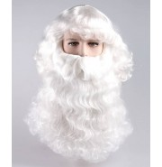 Fancy Santa Claus Wig and Beard Set HX-018