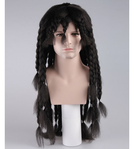 Pirates Jack Sparrow Wig
