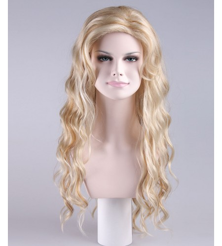 Sultry Blonde Deluxe Wig